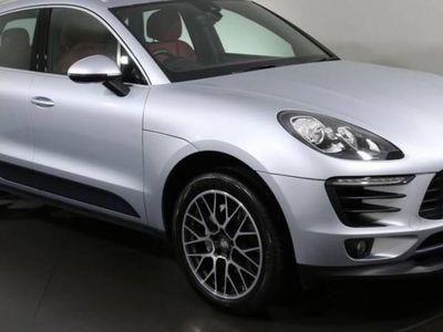 used Porsche Macan DIESEL SEMI AUTOMATIC ESTATE 5 DOORS