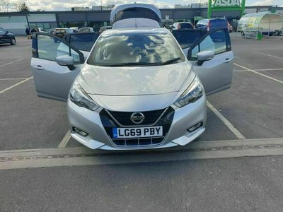 used Nissan Micra 1.0 IG-T Acenta Limited Edition XTRON (s/s) 5dr