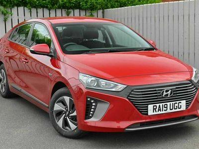used Hyundai Ioniq Hatchback 5 Door 1.6 GDi (105ps) SE Hybrid DCT