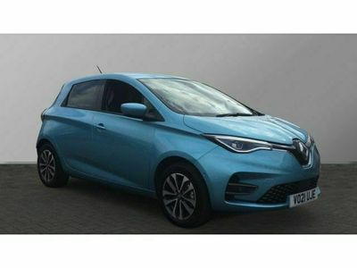 used Renault Rapid Zoe 100kW i GT Line R135 50kWhCharge 5dr Auto
