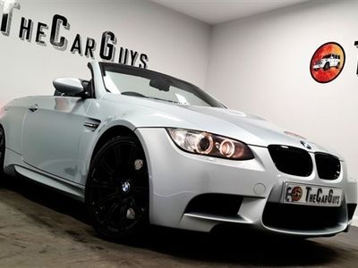 used BMW M3 Cabriolet 4.0 M3 2d 414 BHP