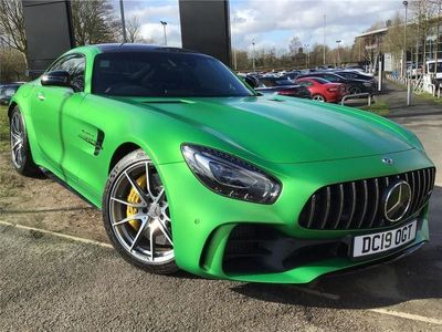 used Mercedes AMG GT COUPE GT R Premium 2dr Auto