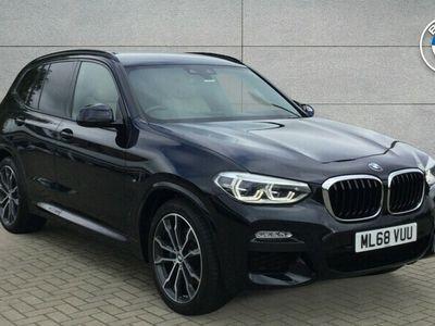 used BMW X3 XDrive30d M Sport