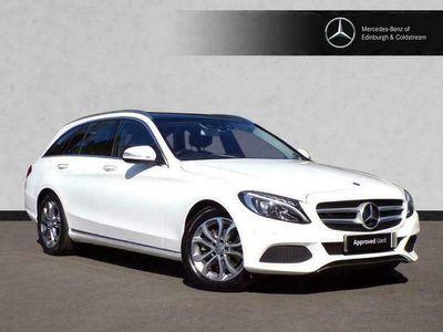 used Mercedes C220 C-Class EstateBlueTEC Sport Premium Plus 2.2 5dr