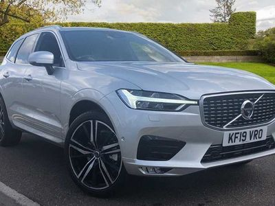 used Volvo XC60 XC60 2019D4 R-DESIGN PRO AWD Estate 2019