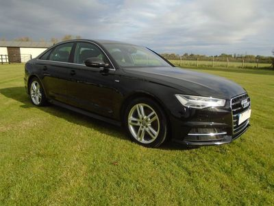 used Audi A6 Saloon 2.0 TDI ultra S line S Tronic (s/s) 4dr
