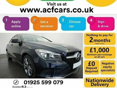 used Mercedes CLA180 CLA 1.6Sport Coupe 4d