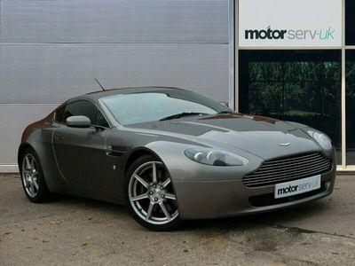 used Aston Martin V8 Vantage 4.33d 380 BHP