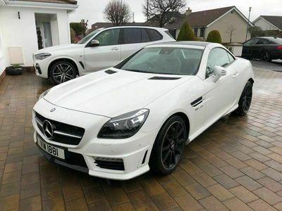used Mercedes SLK55 AMG SLK 5.5AMG (s/s) 2dr