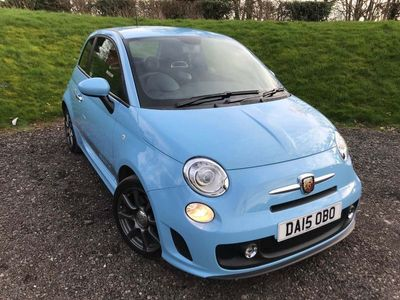 used Abarth 500 1.4 16V T-Jet 3Dr
