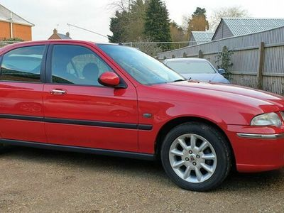 used Rover 45 1.6 16v iL 5dr