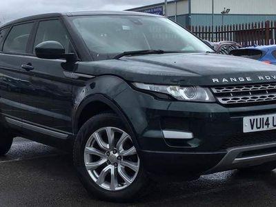 used Land Rover Range Rover evoque 2.2 SD4 Pure 5dr Auto [9]