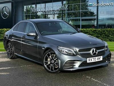 used Mercedes C220 C Classd AMG Line Edition Saloon