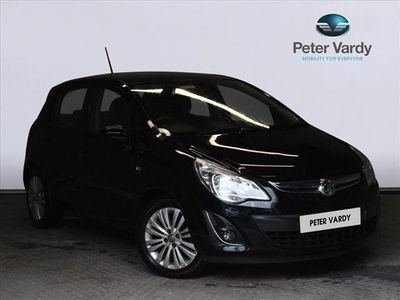 used Vauxhall Corsa Petrol 1.2 Excite 5dr