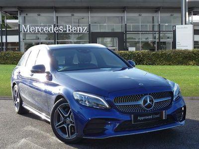 used Mercedes C200 C ClassAMG Line 5dr Auto Estate 2019