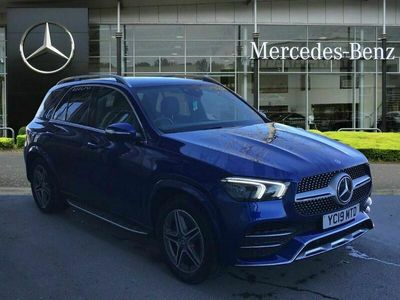 used Mercedes GLE350 4Matic AMG Line 5dr 9G-Tronic [7 Seat] 2.9