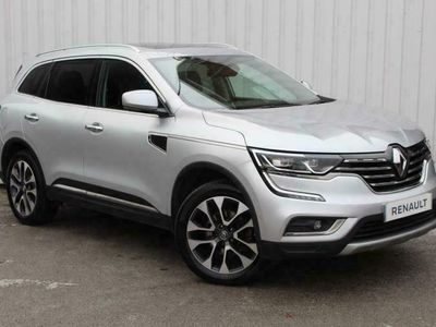 used Renault Koleos 2.0 dCi Signature Nav 4WD (s/s) 5dr SUV 2017