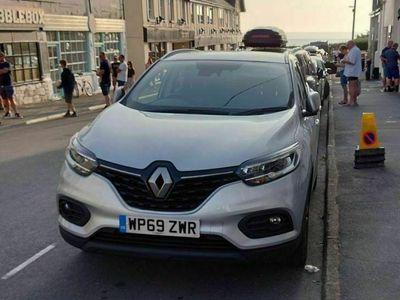 used Renault Kadjar 1.3 TCE Iconic 5dr