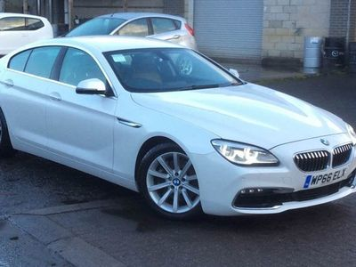 used BMW 640 6 Series D Se 4Dr Auto