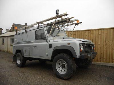 used Land Rover Defender 110 2.4 TDi Hard Top 3dr