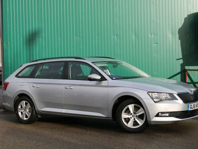 used Skoda Superb 1.6 TDI CR S 5dr