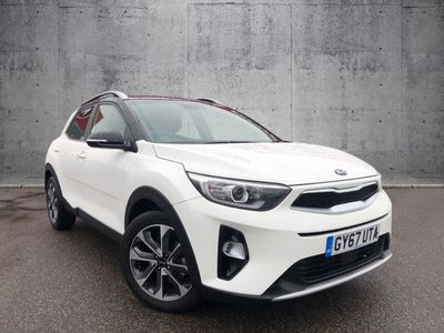 used Kia Stonic FIRST EDITION Hatchback 2017