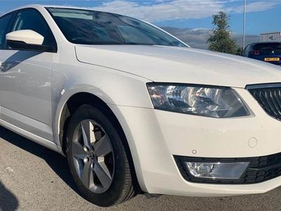 used Skoda Octavia 1.6 TDI CR SE Business 5dr DSG