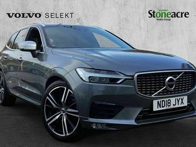 used Volvo XC60 II D4 R-Design Pro Automatic (MY18.5)