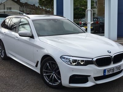 used BMW 520 5 Series 2.0 d M Sport Touring Auto (s/s) 5dr