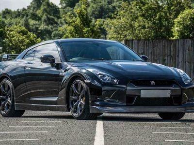 used Nissan GT-R 3.8 BLACK EDITION 2d 479 BHP