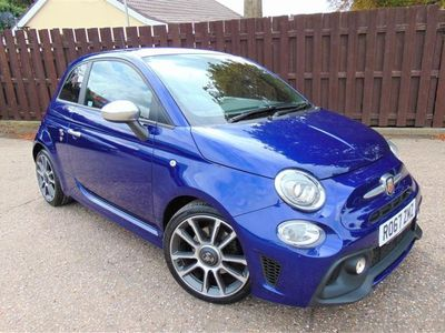 used Abarth 595 HATCHBACK 1.4 T-Jet 165 Turismo 3dr Auto