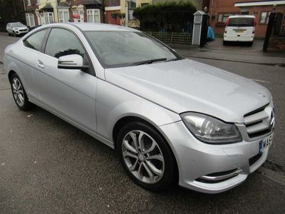 used Mercedes C220 C Class 2.1CDI SE Executive 7G-Tronic Plus 2dr