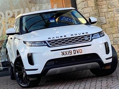 used Land Rover Range Rover evoque HSE