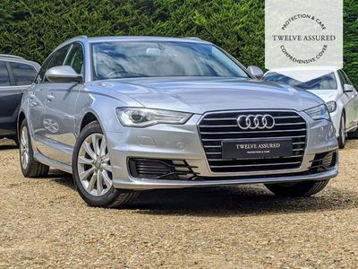 used Audi A6 2.0 AVANT TDI ULTRA SE 5d 188 BHP FREE DELIVERY & PRIVATE VIEWING