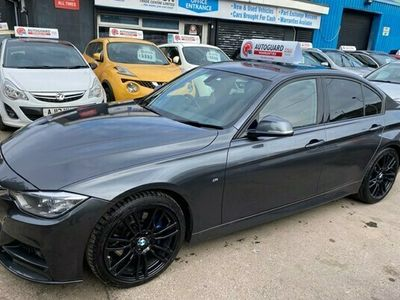 used BMW 320 3 Series 2.0 d M Sport (s/s) 4dr