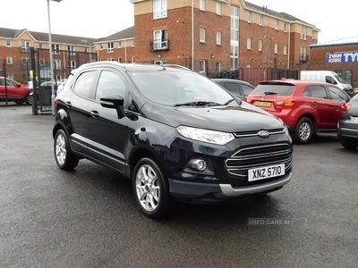 used Ford Ecosport 1.0T EcoBoost Titanium (s/s) 5dr