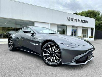used Aston Martin Vantage 2dr ZF 8 Speed / Heated Seats / Sat Nav / Rear Cam