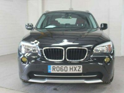 used BMW 1M X1 2.0 20d SE xDrive 5drWARRANTY + FSH + DAB SUV 2010