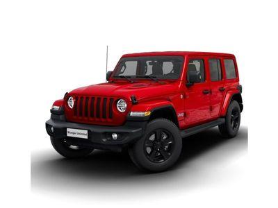 used Jeep Wrangler 2.0 Night Eagle 4dr Auto8