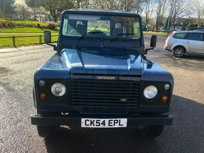 used Land Rover Defender County Hard Top Td5, 2005 (54)