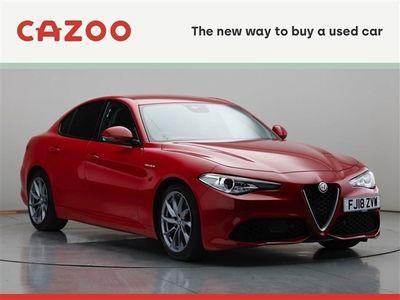 used Alfa Romeo Giulia 2L Veloce T