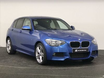 used BMW 120 1 Series d xDrive M Sport 5dr