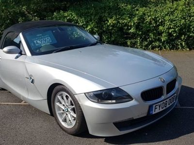 used BMW Z4 Z4 2.0I SE ROADSTER 2d 150 BHP, 2008 ( )