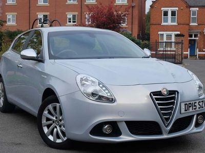 used Alfa Romeo Giulietta 1.6 JTDM-2 Distinctive (s/s) 5dr