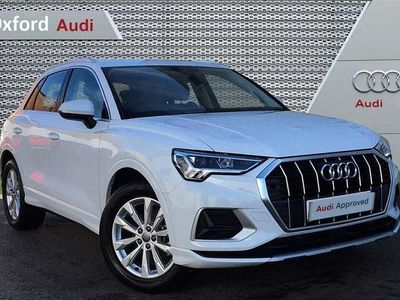 used Audi Q3 2020 Oxford Business Park North 35 TFSI Sport 5dr