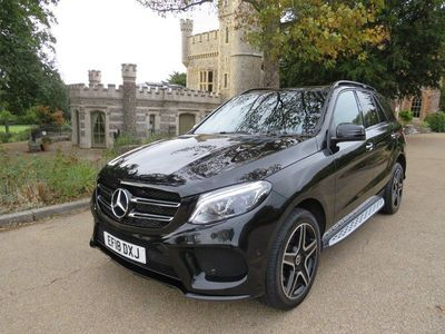 used Mercedes GLE350 Gle-ClassD 4MATIC AMG NIGHT EDITION PREMIUM PLUS 3.0 5dr