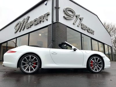 used Porsche 911 Carrera 4S Cabriolet PDK
