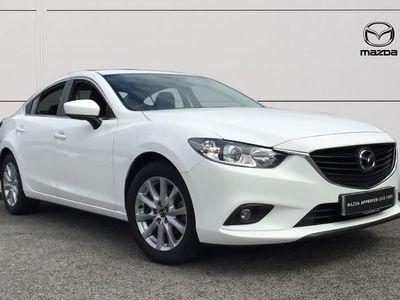 used Mazda 6 2.0 SE Nav 4dr