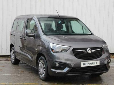used Vauxhall Combo Life 1.5 Turbo D Energy 5dr