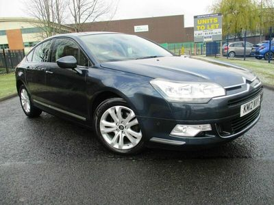 used Citroën C5 2.0 HDi 16v Exclusive 4dr
